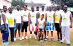 Wildlife Conservation Society Staff Run for Big Cats' Survival